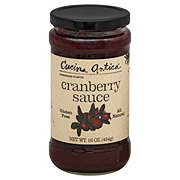 Cucina Antica Cranberry Sauce
