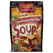 Cugino's Ridiculously Delicious! Baked Burgundy French Onion Soup Mix