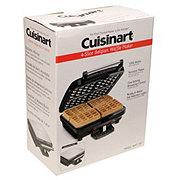Cuisinart 4 Slice Belgian Waffle Maker