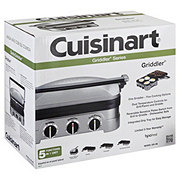Cuisinart Brushed Chrome Griddler