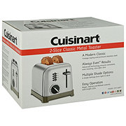 Cuisinart Classic Metal 2-Slice Toaster