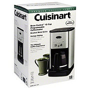 Cuisinart Premier Coffee Series Brew Central 12-Cup Programmable Coffeemaker