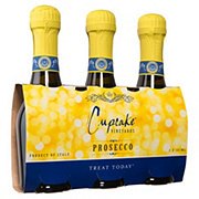 Cupcake Vineyards Prosecco 187 mL Bottles