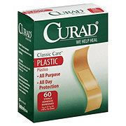 Curad Adhesive Bandages, 60 CT