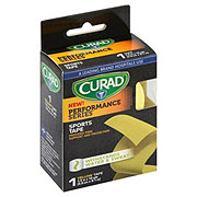 Curad Performance Series Athletic Tape, Yellow