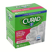 Curad Stretch Rolled Gauze