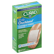 Curad Truly Ouchless Flexible Fabric Bandage Extra Large
