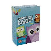 Curad Whoooo Whoo Owl Assorted Latex, Free Bandages