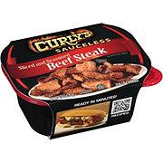 Curly's Sauceless Sliced and Seasoned Beef Steak