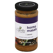 Curries By Nature Korma Masala Sauce