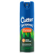 Cutter Backwoods Insect Repellent Unscented Aerosol
