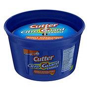 Cutter Citro Guard Blue Ceramic Citronella Candle