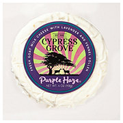Cypress Grove Purple Haze
