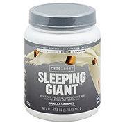 CytoSport Sleeping Giant Vanilla Caramel