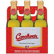 Czechvar Premium Lager Beer 11.2 oz Bottles