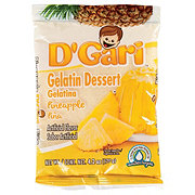 D'Gari Pineapple Gelatin Dessert Mix
