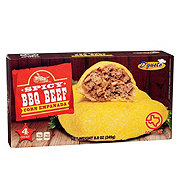 D'gusto BBQ Chuck Jalapeno Corn Empanadas