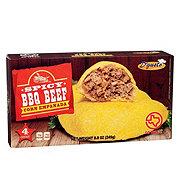 D'gusto Spicy BBQ Beef Corn Empanadas