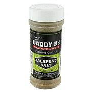 Daddy B's Jalapeno Salt Seasoning