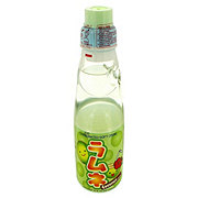 Daiei Ramune Carbonated Coconut Flavor Soft Drink