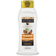 Daily Defense Tropical Coconut & Aloe Body Wash Shower Gel