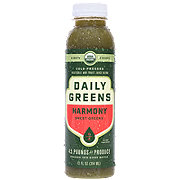 Daily Greens Harmony Sweet Greens Vegetable & Fruit Juice Blend