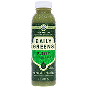 Daily Greens Purity Pure And Simple Greens Vegetable & Fruit Juice Blend