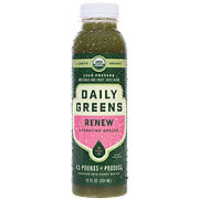 Daily Greens Renew Hydrating Greens Vegetable & Fruit Juice Blend