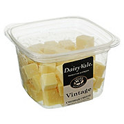 Dairy Vale Aged Cheddar Cubes