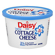 Daisy Small Curd 2% Milkfat Low Fat Cottage Cheese