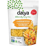 Daiya Cheddar Style Shreds Vegan Cheese