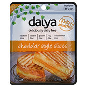 Daiya Cheddar Style Slices Vegan Cheese