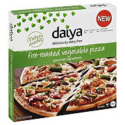 Daiya Fire Roasted Vegetable Pizza