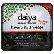 Daiya Jalapeno Garlic Havarti Style Wedge Vegan Cheese