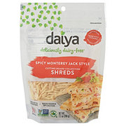 Daiya Pepperjack Style Shreds Vegan Cheese