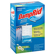 DampRid Fresh Fragrance Hanging Moisture Absorber