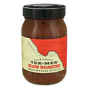 Dan & Emilio's Tex-mex Slow Roasted Medium Salsa