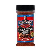 Dan Pastorini's Texas Style Rub
