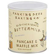 Dancing Deer Baking Co. Old-Fashioned Buttermilk Pancake & Waffle Mix
