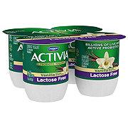 Dannon Activia Lactose Free Vanilla