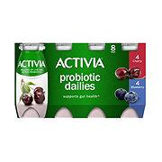 Dannon Activia Probiotic Dailies Cherry & Blueberry Flavor