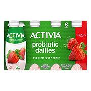Dannon Activia Probiotic Dailies Strawberry Flavor