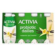 Dannon Activia Probiotic Dailies Vanilla Flavor
