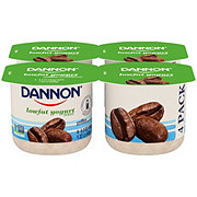 Dannon All Natural Low Fat Coffee Yogurt