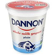Dannon All Natural Plain Yogurt