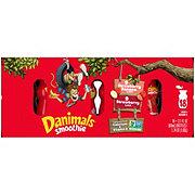 Dannon Danimals Smoothie Strawberry and Strawberry & Banana