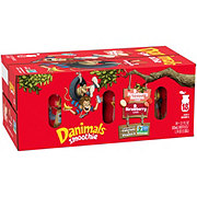 Dannon Danimals Smoothie Strawberry and Strawberry & Banana
