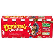 Dannon Danimals Smoothie Watermelon & Strawberry Explosion 3.1 oz Bottles Value Pack
