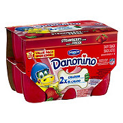 Dannon Danonino Strawberry Yogurt