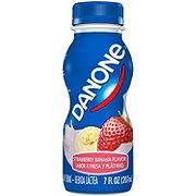 Danone Drinks Strawberry Banana Cereal